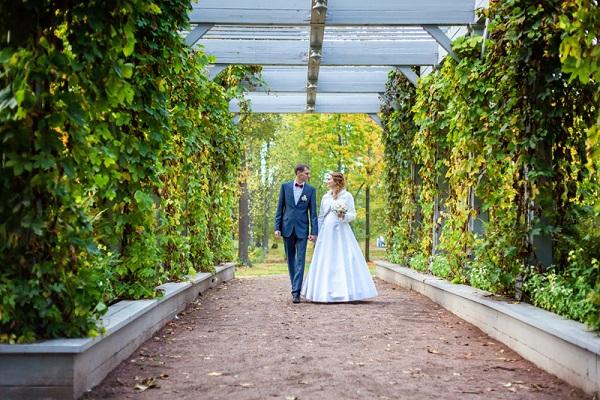 Как да изберете маршрут за сватбена разходка?