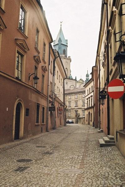улична фотосесия