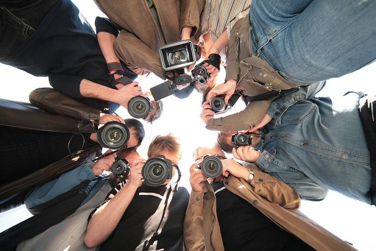 Екипът на фотографите бг