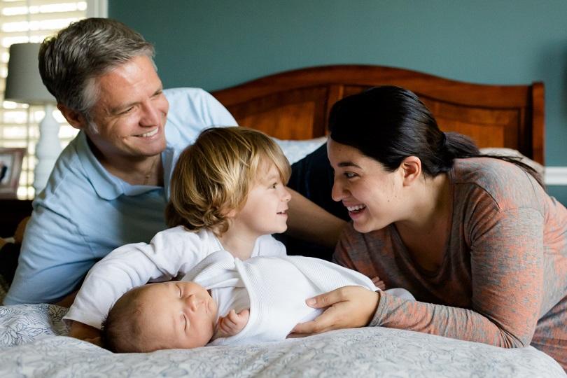 Семейна фотосесия в София
