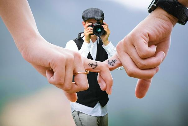 Сватбен фотограф в Русе