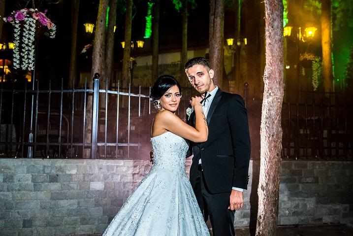 Сватбен фотограф в Белица