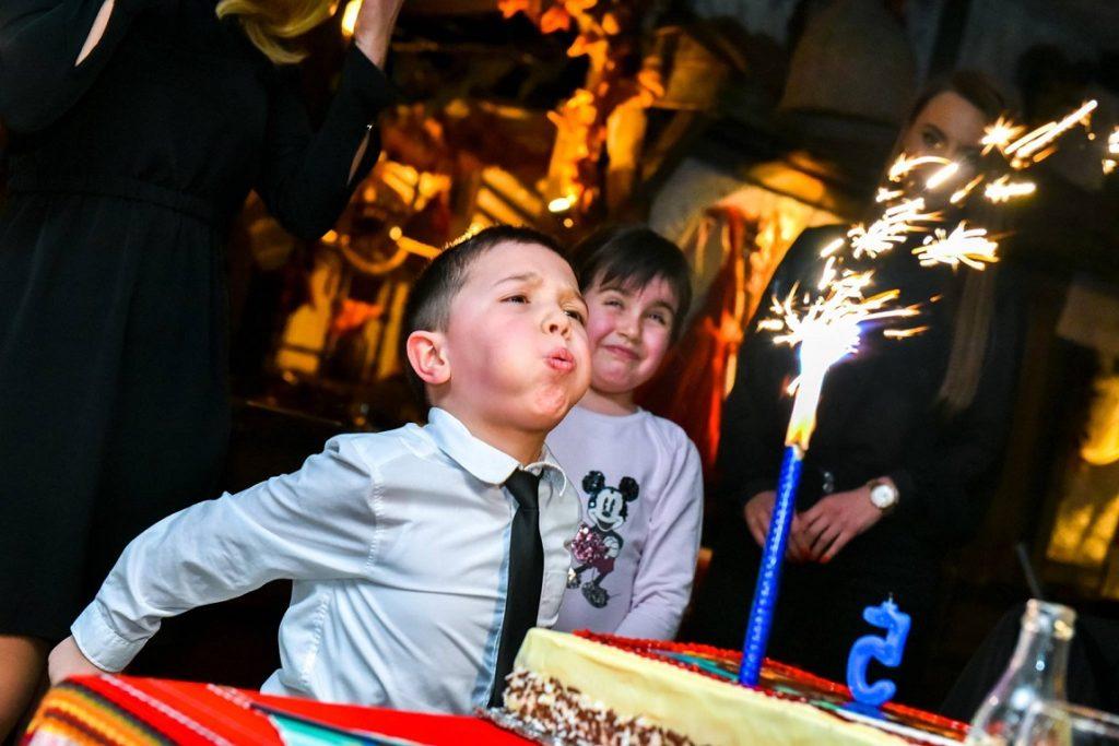 Фотограф за детски рожден ден във Враца