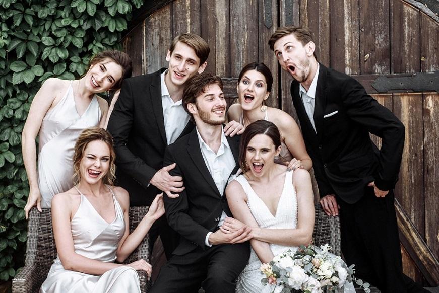 Сватбен фотограф в София Люлин