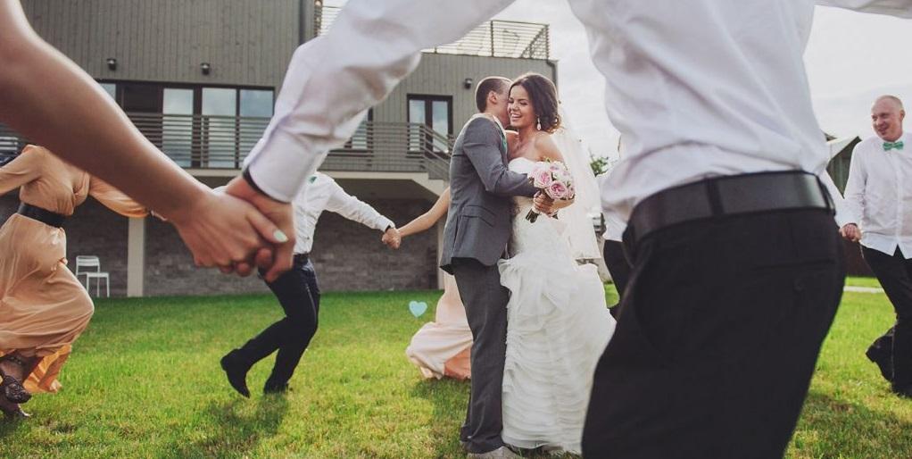 Сватбен фотограф в София Бели Брези