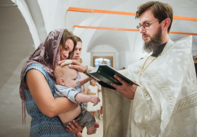 Фотограф за кръщене в София Гео Милев