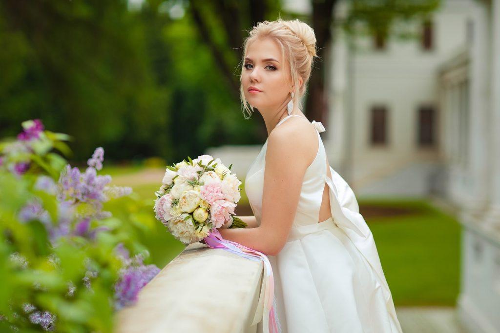 Сватбен фотограф в София Западен парк